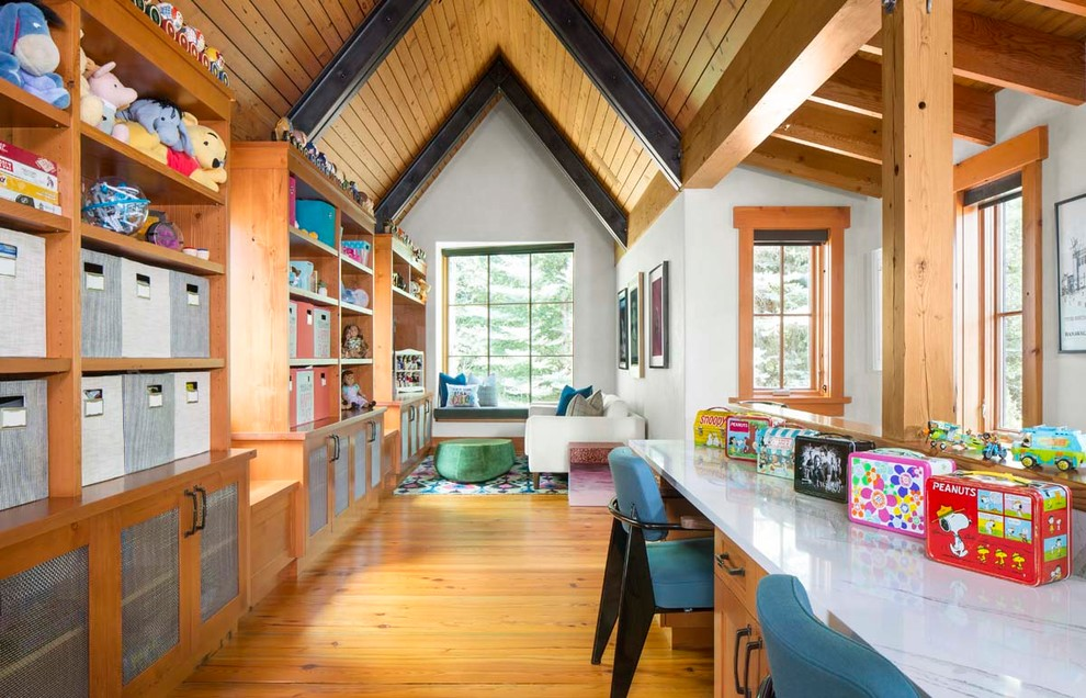 15 Fantastic Rustic Kids' Room For Your Mountain Cabin