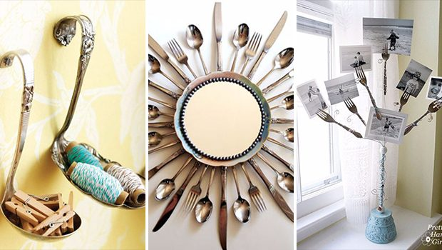 15 Genius DIY Ideas To Make Use Of Old Silverware
