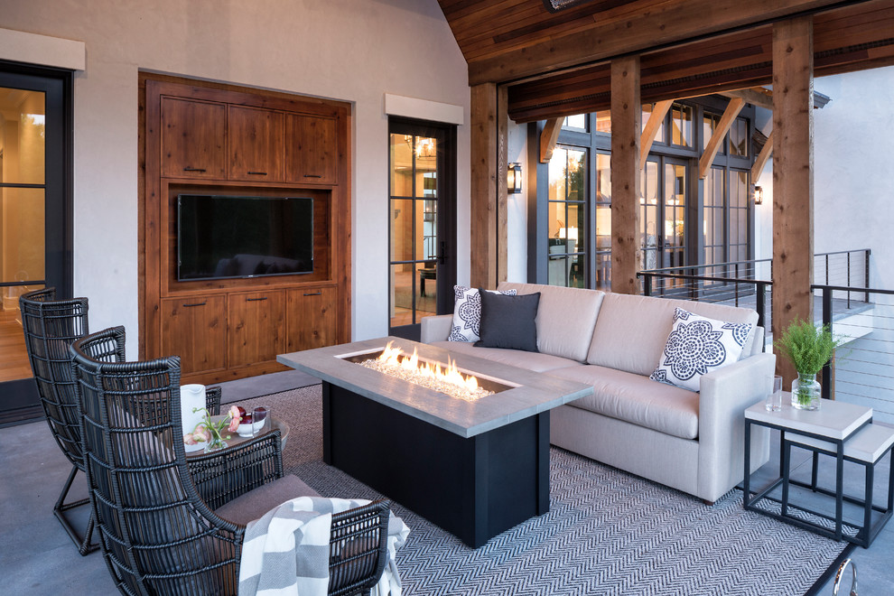 15 Outstanding Transitional Balcony Designs Perfect For ...