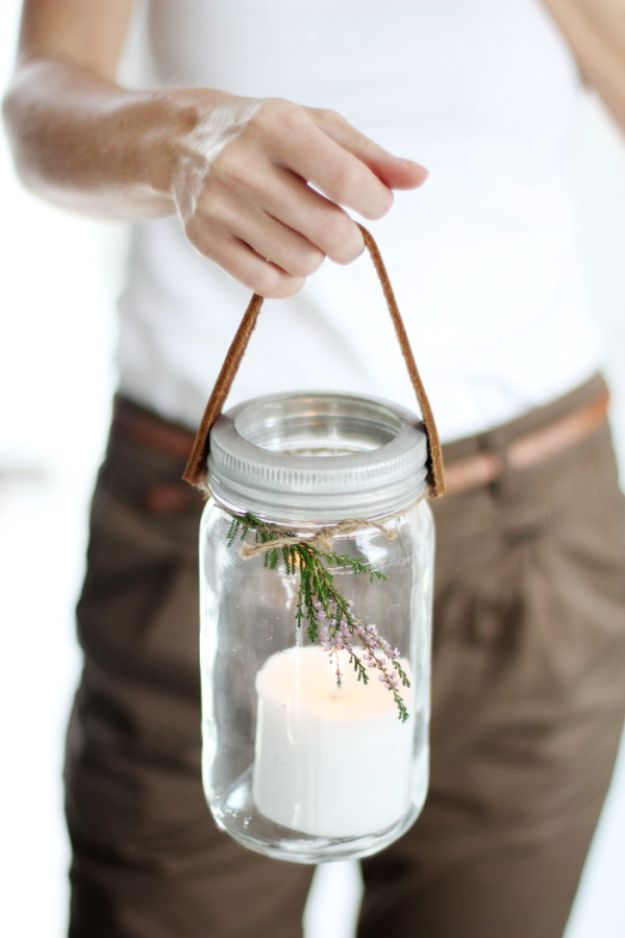15 Wonderful DIY Candle Ideas That Will Create A Pleasant Environment