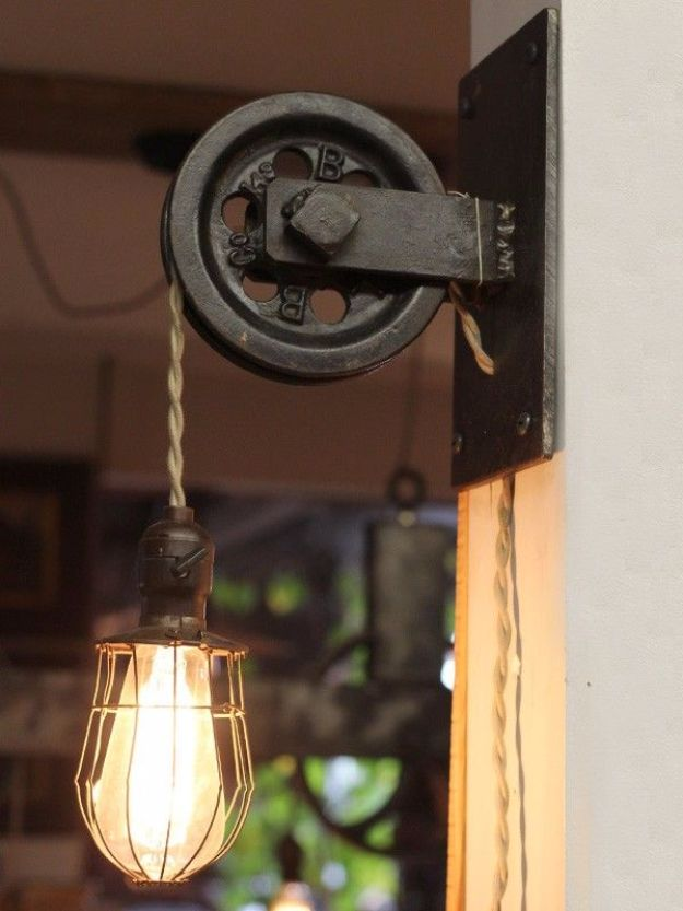 16 Awesome DIY Lighting Projects For Your Interior Decor