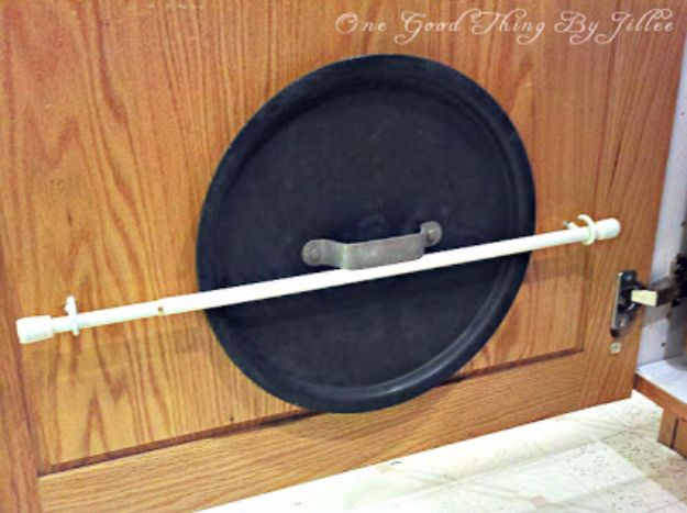 16 Practical Ways To Make Use Of Tension Rods In The Home