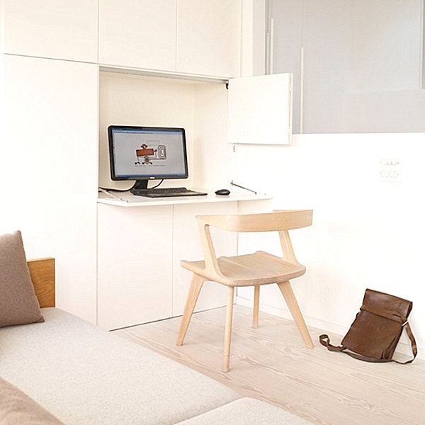 17 Alluring Mini Home Offices To Create Pleasant Work Atmosphere
