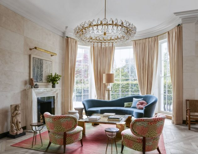 18 Excellent Examples To Help You To Choose The Right Curtains