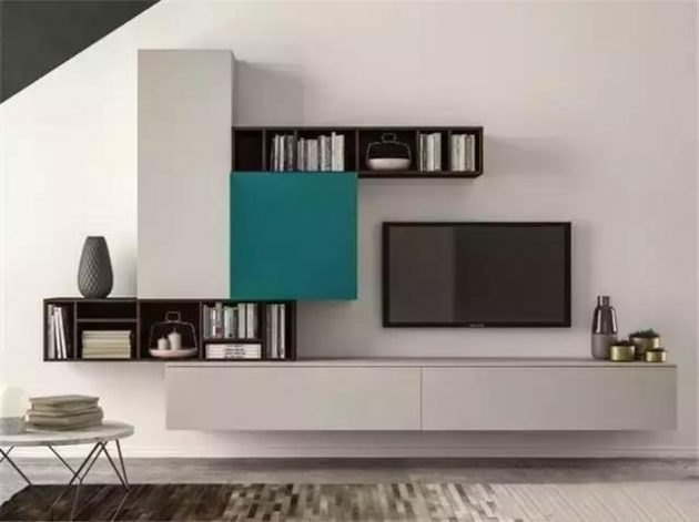 19 Captivating TV Stand Designs That Are Worth Seeing