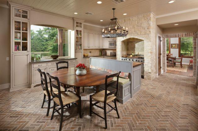 3 Unique Options For Kitchen Flooring