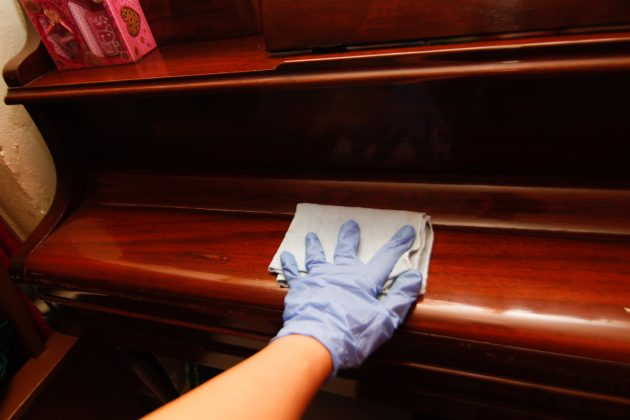 How To Keep Clean Your Wooden Furniture Without Expensive Cleaners?
