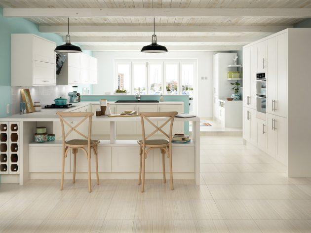 20 Flawless Interior Designs That Showcase The Use Of Tiles In Any Room