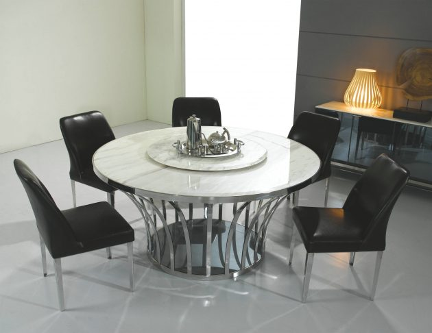 New Hit In The World: Marble Tables That Fit Into Every Interior Design