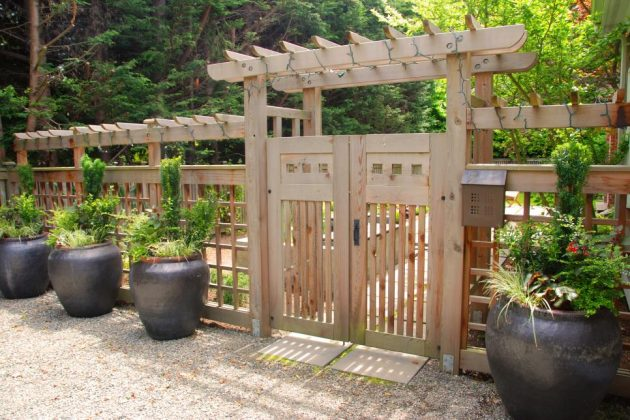 18 Inspirational Examples That Will Help You To Choose The Right Fence
