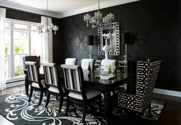 18 Timeless Ideas To Enter Black In Your Interior Design