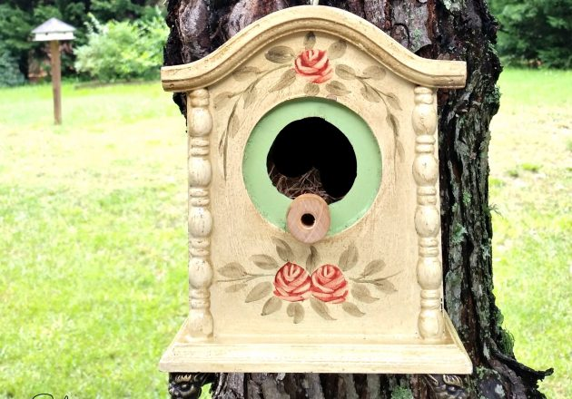 10 Outstanding DIY Birdhouse Designs That You Can Make For Free