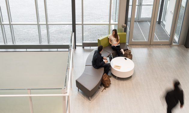 Breaking Away from Tradition: Campus Designs That Inspire 21st Century Skills