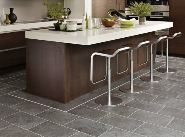 3 Unique Options For Kitchen Flooring