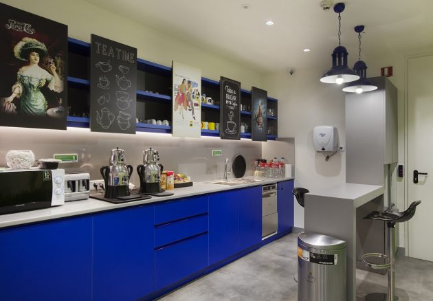 A Flexible and Dynamic Office Design from Boytorun Architects: PepsiCo Turkey