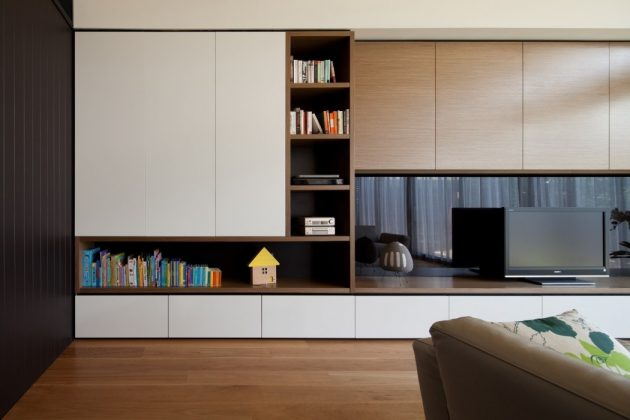 Hawthorn East Residence by Chan Architecture in Melbourne, Australia