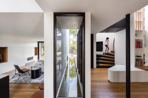 Iron Maiden House by CplusC Architectural Workshop in Sydney, Australia