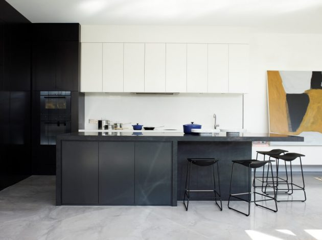 Kew Home Renovation by Canny Architecture in Melbourne, Australia