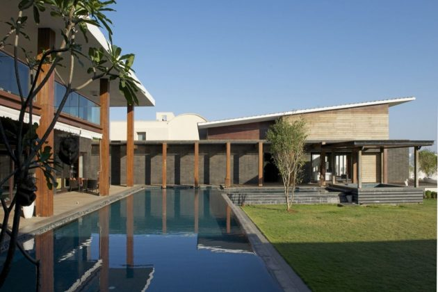 PA House by Atelier Design N Domain in Khandala, India
