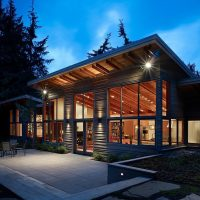 Port Townsend Residence by Lawrence Architecture in Washington, USA