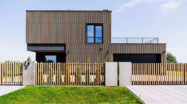 Poznan House by Metaforma in the Polish City of Poznan