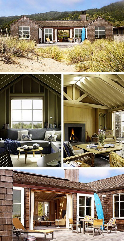 Stinson Beach House - Contemporary - Balcony - San