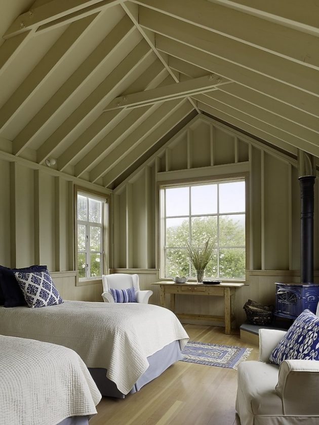 Stinson Beach House by Butler Armsden Architects in California, USA