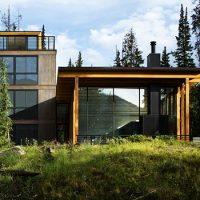 Weigel Residence by Substance Architecture in Colorado, USA