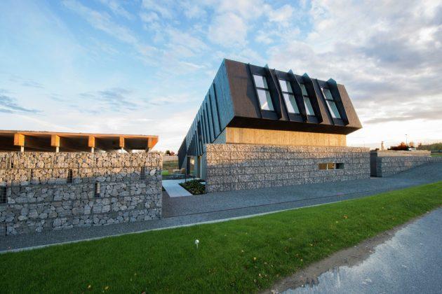 ZEB Pilot House by Snøhetta in Larvik, Norway