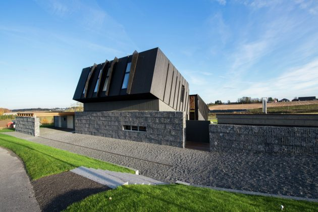 ZEB Pilot House by Snøhetta in Larvik, Norway
