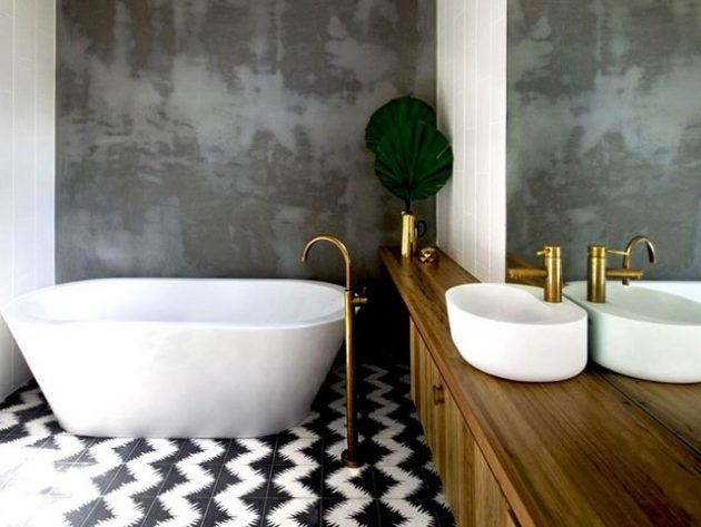 Interior Design Trends for Kitchens and Bathrooms in 2018