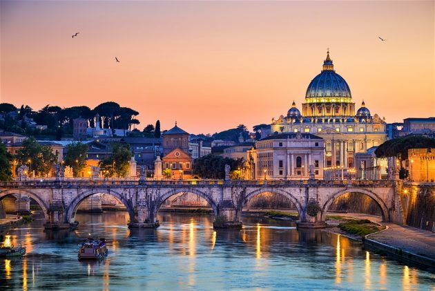 Extraordinary Cities For Viewing Some Amazing Architectural Art