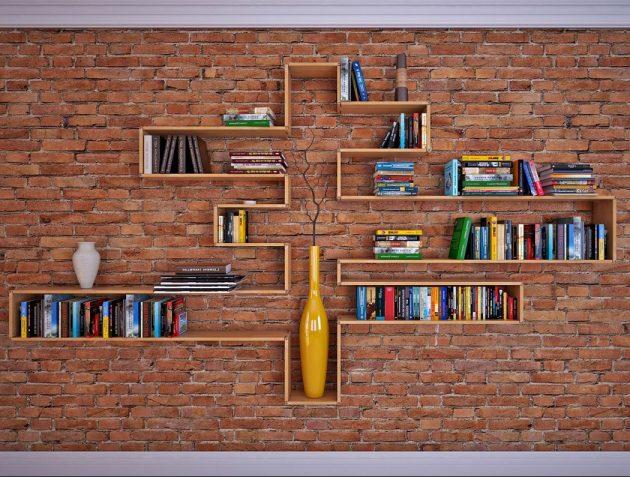 17 Classy Shelves Designs To Upgrade Every Home Decor