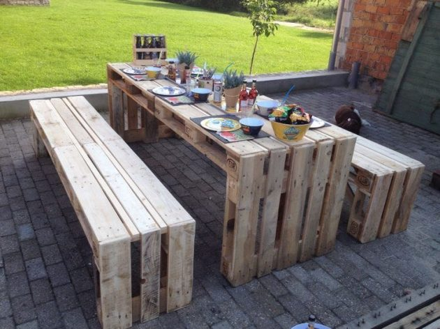 19 Lavish Ideas To Make Functional Pallet Furniture For ...