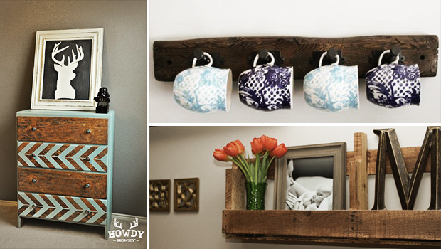 15 awesome diy rustic home decor projects to build in your spare time - Spare time gadgets ...