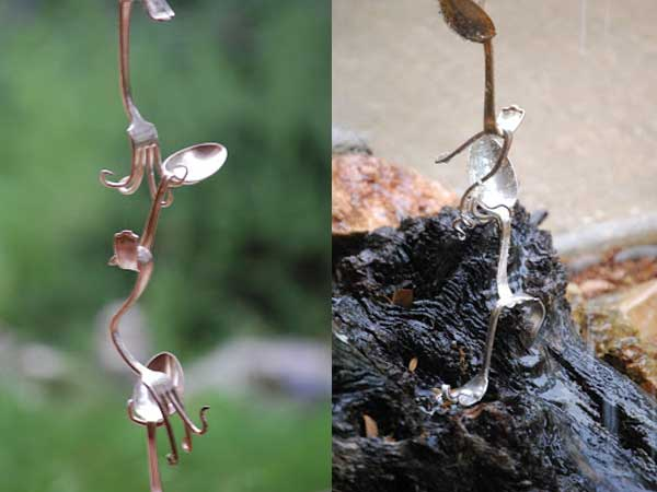 15 Fantastic DIY Rain Chain Ideas To Freshen Up Your Outdoors With
