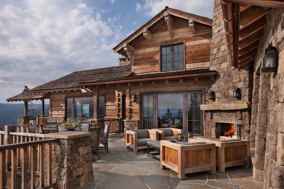15 Incredible Rustic Patio Designs That Make The Backyard Of Your Dreams
