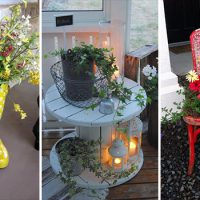 16 Charming DIY Ideas You Should Consider Adding To Your Outdoor Areas