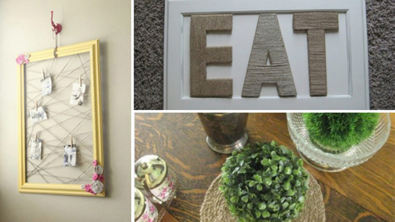16 Crafty Diy Twine Projects That Will Bring The Rustic