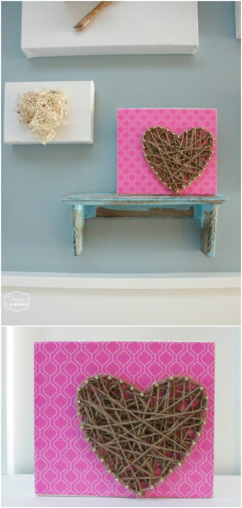 16 Crafty DIY Twine Projects That Will Bring The Rustic Charm To Your Home Decor