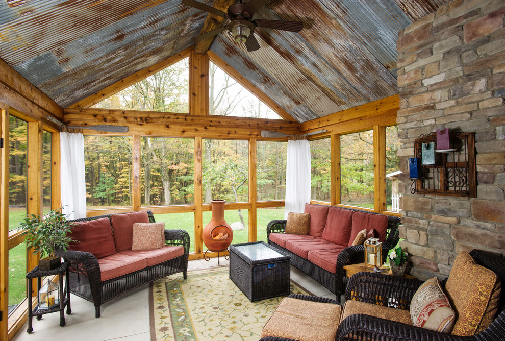 16 Outstanding Rustic Porch Designs You Will Fall In Love With