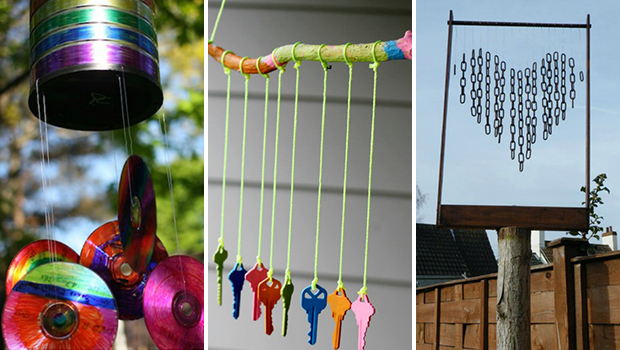 16 soothing diy wind chime ideas you 39 ll want to make right now for Wind chime design ideas