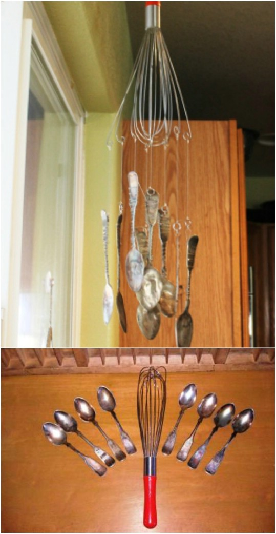 Summer Front Door Wreath: 16 Soothing DIY Wind Chime Ideas You'll Want To Make Right Now