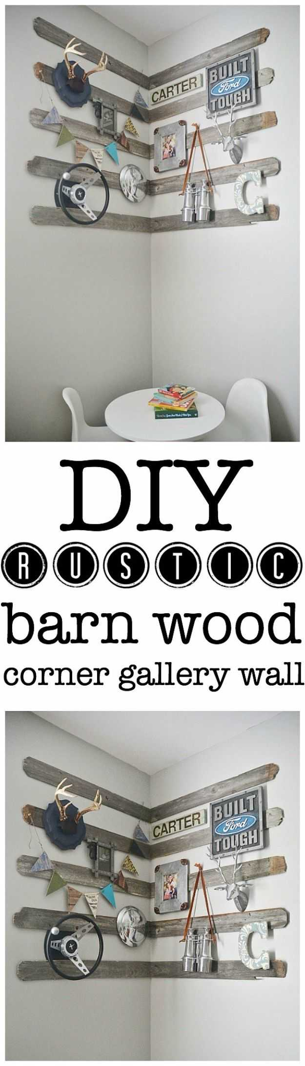 16 Stunning DIY Rustic Wall Art Projects Your Home Decor Needs