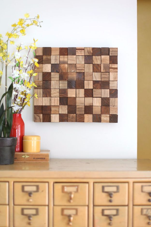16 stunning diy rustic wall art projects your home decor needs for Art e decoration rivista