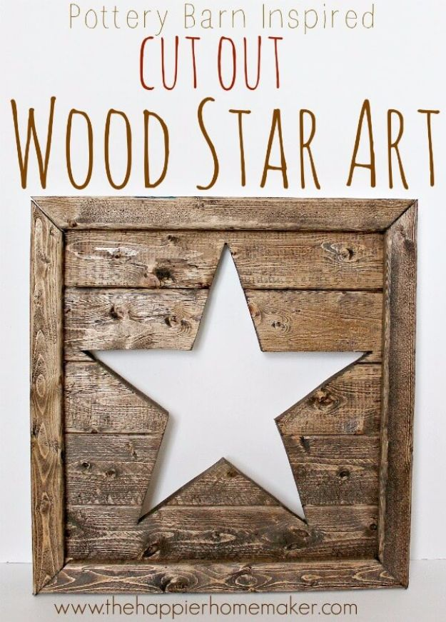 16 stunning diy rustic wall art projects your home decor needs for Art home decoration