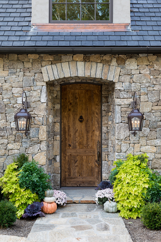 17 Engaging Rustic Entrance Designs You Really Need To Take A Look At