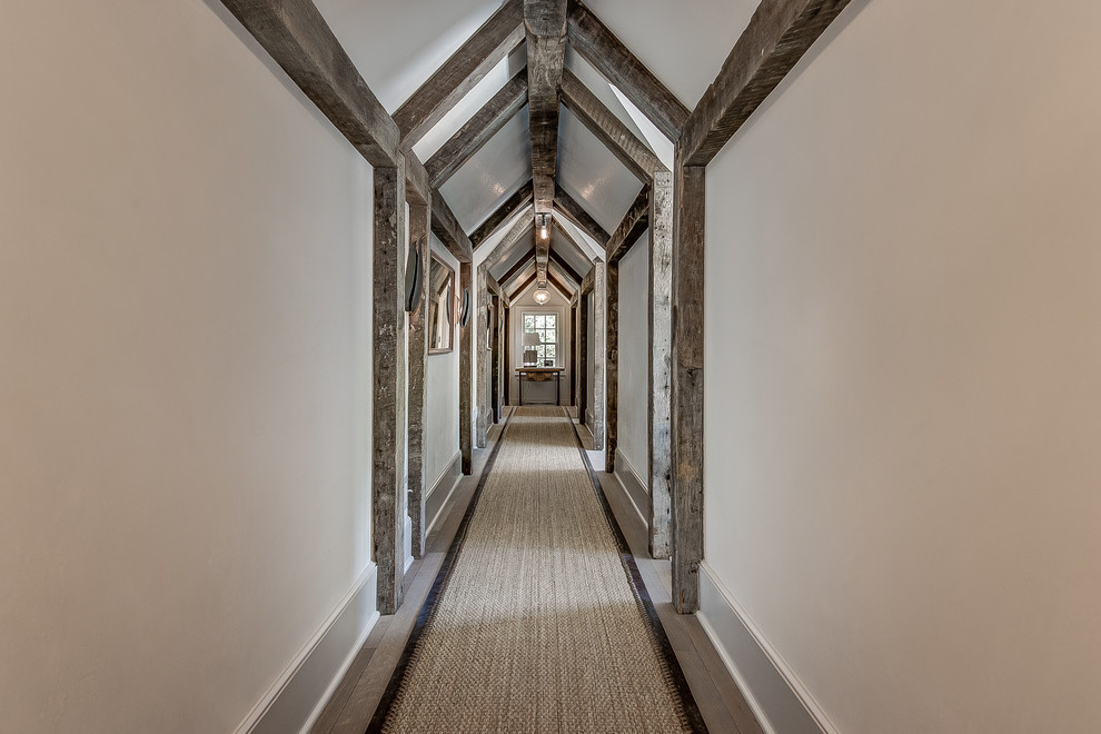 18 Beautiful Rustic Hallway Designs For Your Inspiration