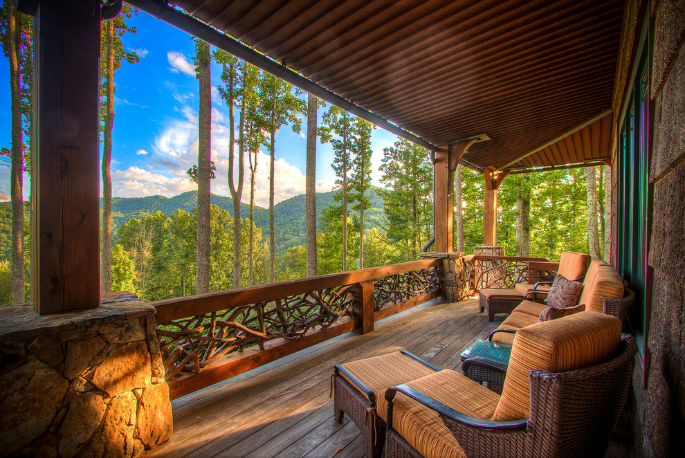 18 Captivating Rustic Deck Designs Your Dream Home Must Have