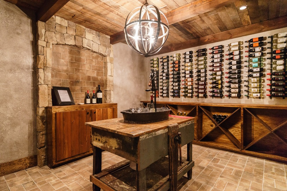 18 Extravagant Rustic Wine Cellar Designs That Will Make You Envious